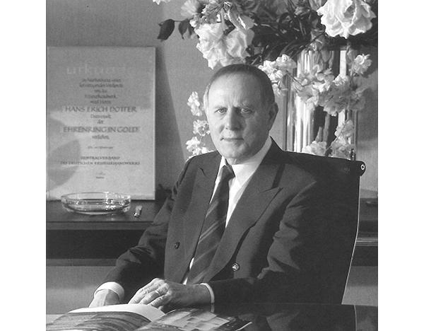 Nhà sáng lập - Erich Dotter
